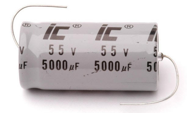 Pack of 50 off 680pF Capacitor Ceramic 5mm precut leads Australian stock
